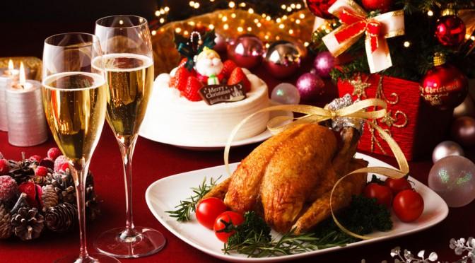 クリスマスの定番料理を世界で比べてみたら、一番健康的なのは日本のフライドチキンだった!