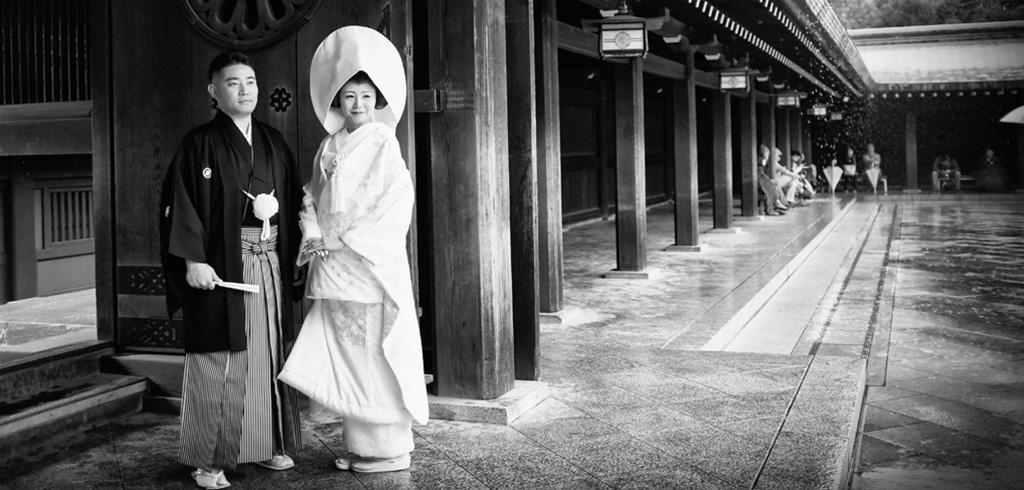 日本の結婚